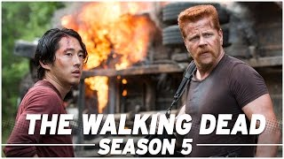 The Walking Dead: Season 5 Full Recap! - The Skybound Rundown