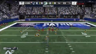 MFL 2019 - Superbowl Patriots vs Green Bay