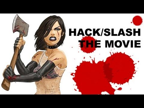 Hack/Slash is listed (or ranked) 73 on the list List of All Comic Book Movies