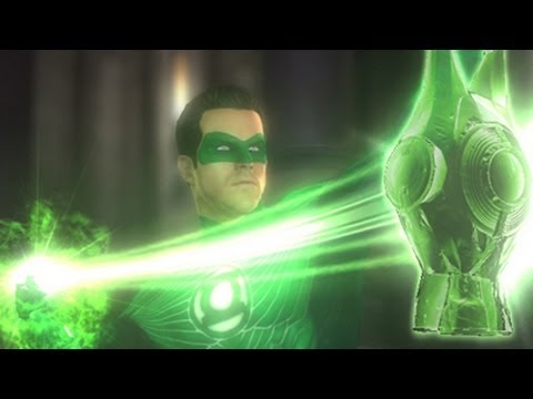 First 30 Minutes: Green Lantern: Rise of the Manhunters [XBOX360/PS3] Part 2/2