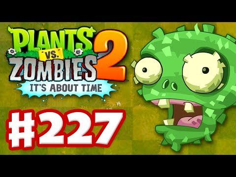 Plants vs. Zombies 2: Its About Time Gameplay Walkthrough Part 227 Senor Pinata iOS
