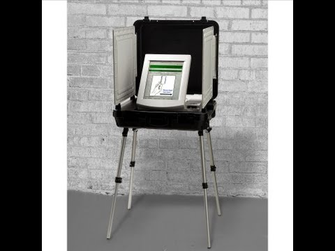 Voting Machines Flipping Votes Caught on Video