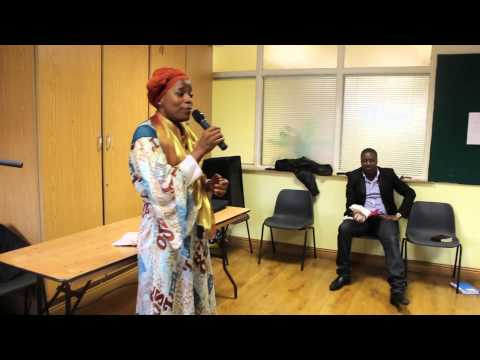 Ministering At NEW LIFE MINISTRIES [TALLAGHT-DUBLIN] - Claire Andoun Atongo