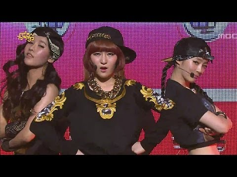 GLAM - I like that, 글램 - 아이 라이크 댓, Music Core 20130112