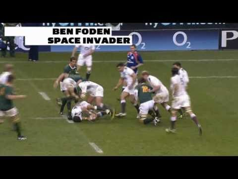 Gwyn Jones gives his analysis on England - Gwyn Jones' Six Nations Analysis - England