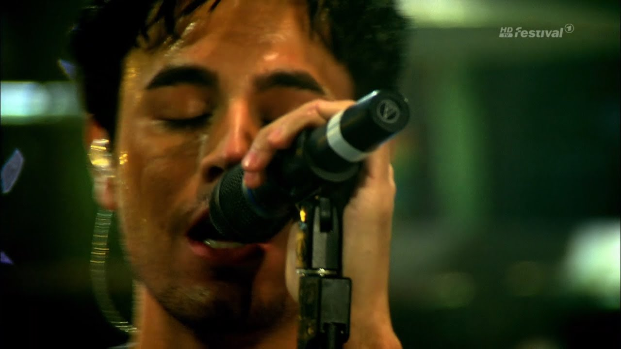 Enrique Iglesias Ring My Bells Live Belfast