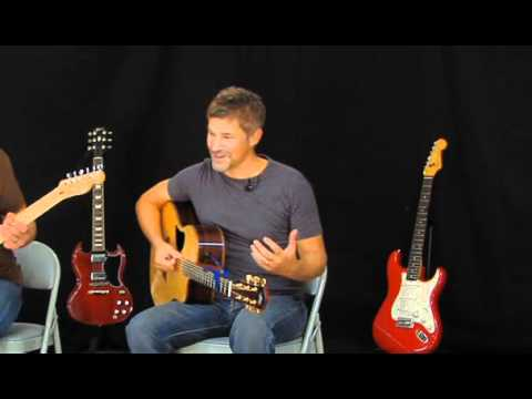 Worship Guitar - What NOT to do when it comes to Soloing - Paul Baloche and Ben Gowell