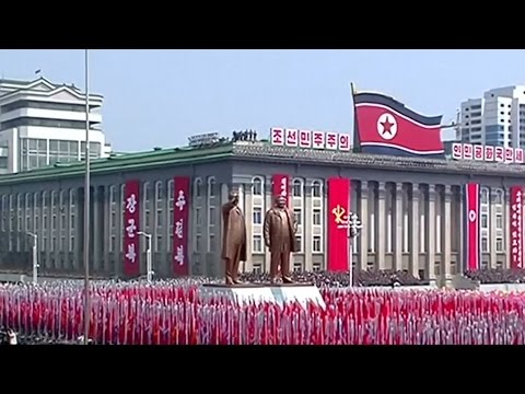 New weapons on display at North Korean April 15 bash
