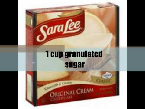 CHECK OUT Sara Lee Original Cream Cheesecake&#8217;s SECRET RECIPE!!!!