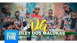 MC DG - Medley dos Malokas (VIDEOCLIPE OFICIAL) Prod. DJ Guina
