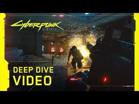 Cyberpunk 2077 – Deep Dive Video