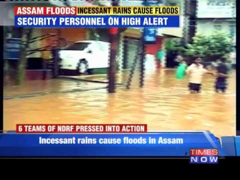 Assam floods: Several missing