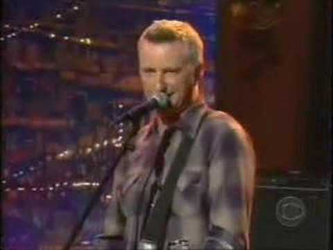 Billy Bragg on Late Late Show with Craig Ferguson