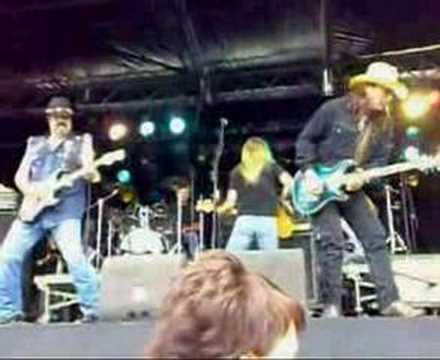 The Outlaws - Green Grass And High Tides (Part2)