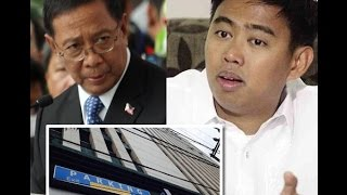 1 Philippine Senate, Blue Ribbon Committee Hearing, Jejomar Binay, Makati city hall Cayetano 9/9