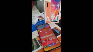 Samsung Galaxy A70 Unboxing, Specs, Price, Hands on Review
