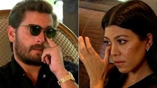 Scott Disick Breaks Down Over Kourtney Kardashian Breakup: 'I Have Nobody'