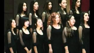 Adana Güzel Sanatlar Lisesi Batı Müziği Korosu ÇİNGENELER ZAMANI Şef : Betül GÜMÜŞ