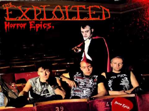 Exploited - My Life