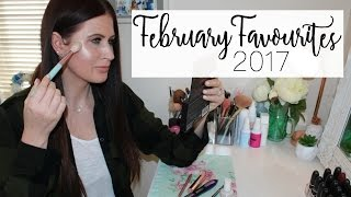 February Favourites 2017 | Beauty & Makeup Loves