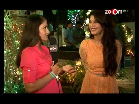 Planet Bollywood News - Shahrukh Khan is industry's bomb - Amrita Rao, Jacqueline celebrates the festival of lights & more