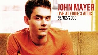 John Mayer Live at Eddie