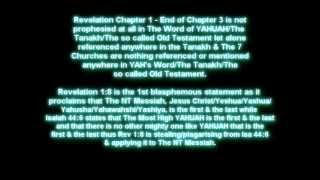 The New Testament Exposed Pt.4 (Final)