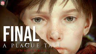 A PLAGUE TALE INNOCENCE - #10: O FINAL LINDO, COM UMA BATALHA INCRÍVEL!