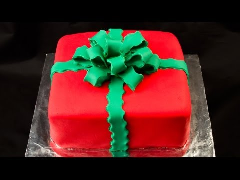how to make a large fondant bow