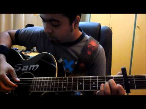Sunn Raha Hai - Aashiqui 2 Complete Guitar Tutorial ( beginner...