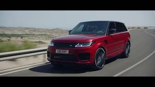New Range Rover Sport – Design