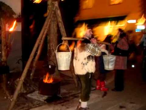 Il presepe vivente a Fanano
