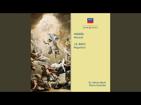 Handel: Messiah, HWV 56 / Pt. 2 - 20. Behold the Lamb of God