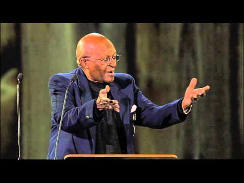 Global Dignity Day 2011 Finland - Archbishop Desmond Tutu (part 1)