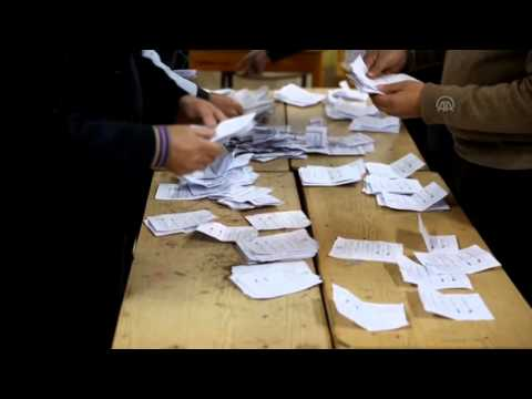 Parliamentary elections in Egypt