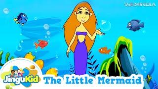 Fairy Tales For Chinldren | Little Mermaid | Stories for Kids | Animation | Kids | Kindergarten