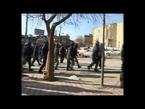 Security Forces Arrest And Beat People In Slemani - Kurdistan N.iraq سلێمانی video