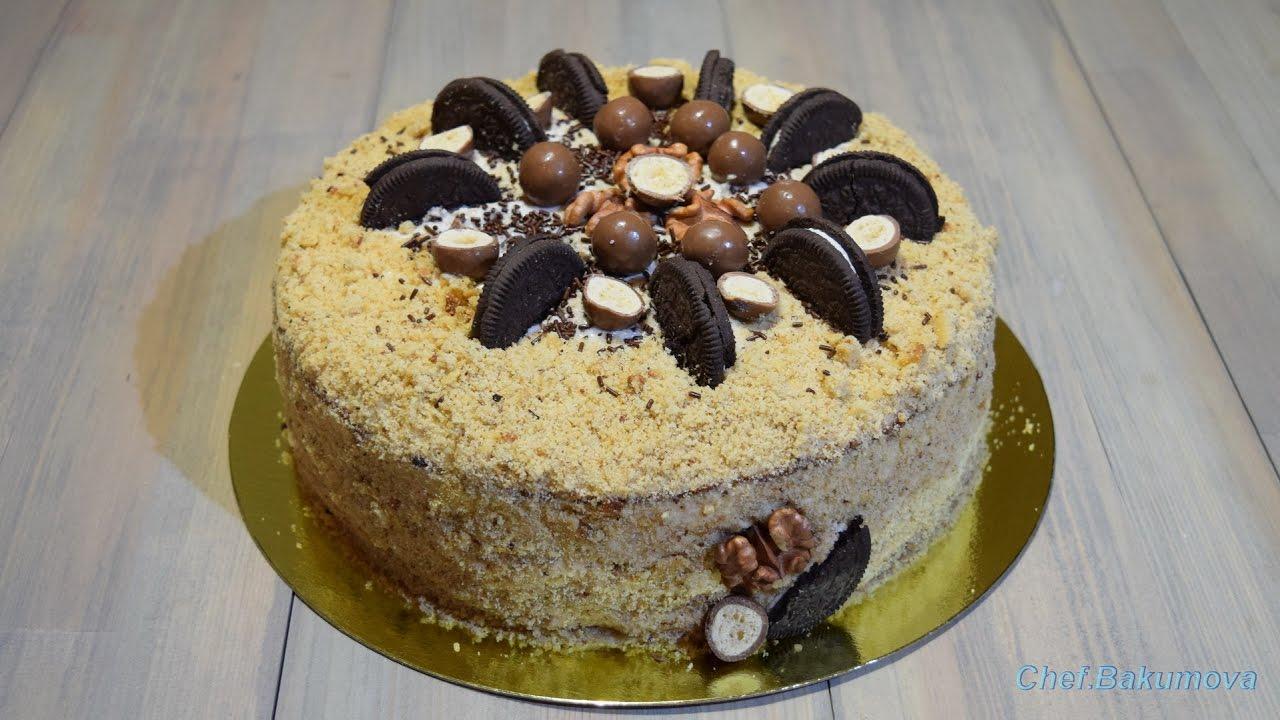 Торт кутузов рецепт