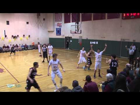 Full Game Denver Jewish Day School vs. SMWS HSBB Varsity:  02/04/14