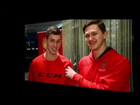 Молодежная сборная России встретила Новый 2016 Год