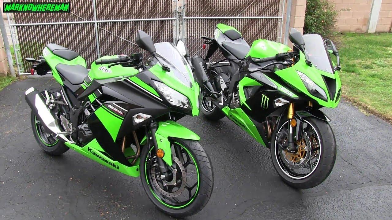 Kawasaki Ninja Zxr Monster Edition Top Speed