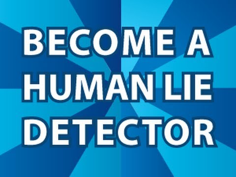 human lie detection and body language pdf