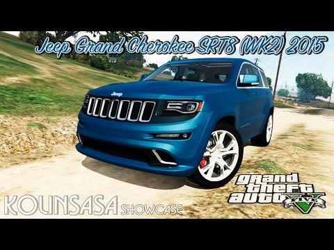 Jeep Grand Cherokee SRT-8 2015 v1.1