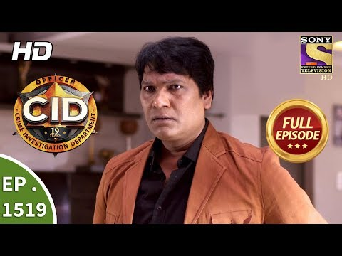 CID - Ep 1519 - Full Episode - 12th May, 2018 thumbnail