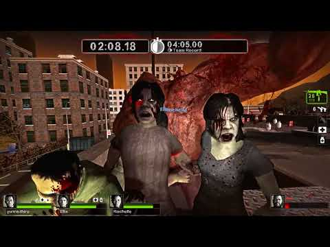 ★ MCDONALD'S ZOMBIES ★ Left 4 Dead 2