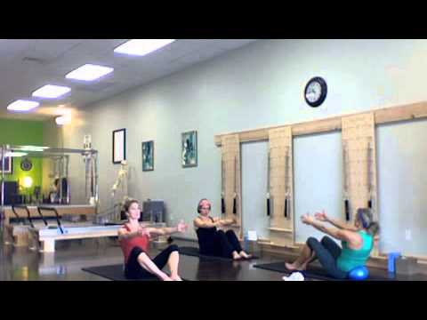 Balanced Body Barre-Angelie Melzer