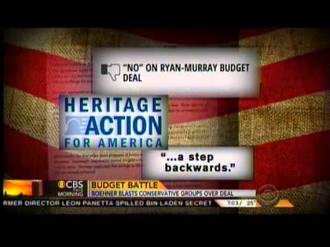 Sen. Rand Paul Appears on CBS This Morning - December 12, 2013