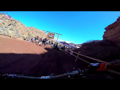 Andreu Lacondeguy's Winning MTB GoPro Run - Red Bull Rampage 2014