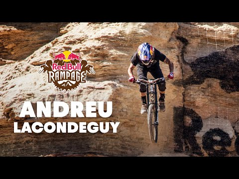 Andreu Lacondeguy's Winning MTB GoPro Run - Red Bull Rampage 2014