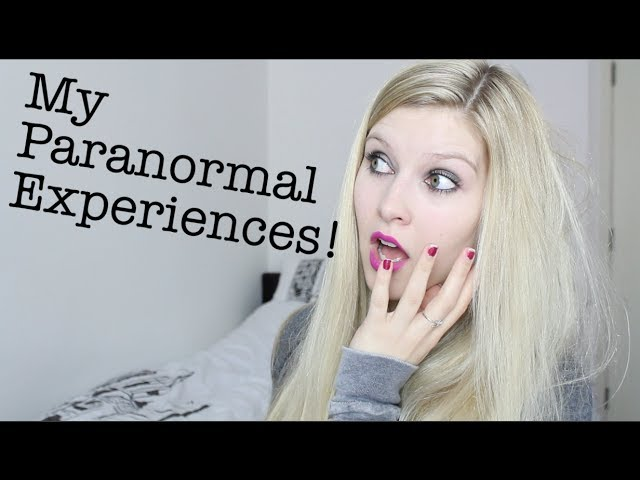 My Paranormal Experiences!